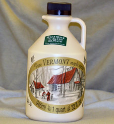 Quart - Pure Vermont Maple Syrup