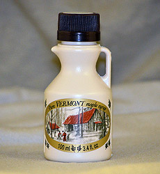 3.4oz - Pure Vermont Maple Syrup