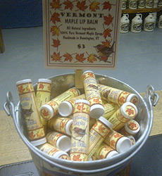 Lip Balm - Made from Maple Sryup