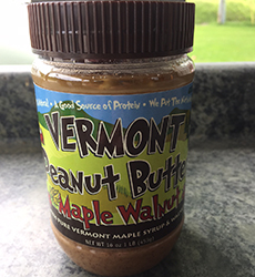 Peanut Butter Maple Walnut
