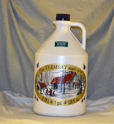 Gallon Maple Syrup